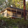 Canungra Cottage accommodation at Wallaby Ridge