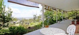 Silky Oak Suite – self contained accommodation Tamborine Mountain