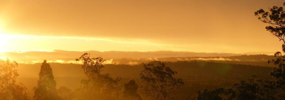 Wallaby Ridge Sunset
