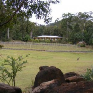 Our Secluded Location in Tamborine Mountain foothills